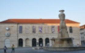 Besançon, ses musées des beaux arts et musée du temps.