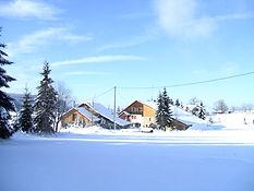 Paysages d'hiver.