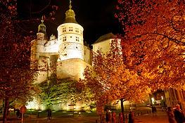 Montbéliard, le château de Ducs de Wurtemberg