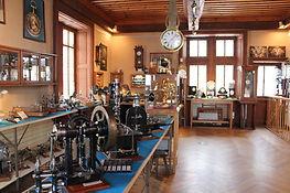 Morteau, le musée de l'horlogerie