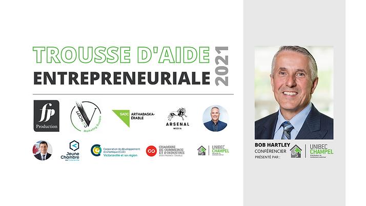 TROUSSE D'AIDE ENTREPRENEURIALE 2021 - C