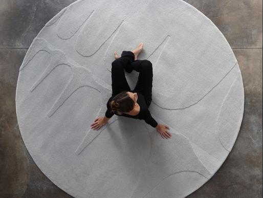 Tapetes: Manjabosco + Punto e Filo apresentam nova coleção de Alessandra Delgado