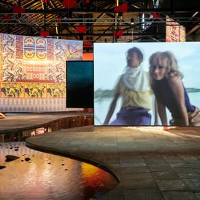 Mostra coletiva 'FARSA' reúne obras de artistas do Brasil e Portugal no Sesc Pompeia
