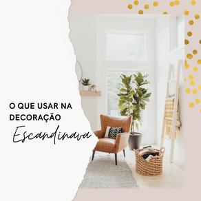 O que usar na decoração Escandinava?
