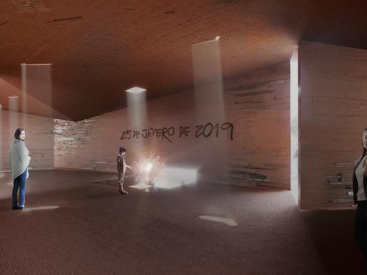 Projeto arquitetônico de Gustavo Penna vence concurso para construção de memorial em Brumadinho