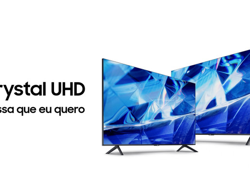 Samsung convida celebridades para apresentar melhor escolha de TV 4K para a Black Friday