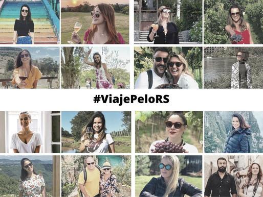 #ViajePeloRS: lançamento da campanha incentiva viagens pelo RS quando o isolamento acabar