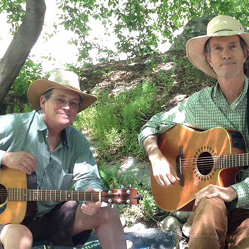POSTPONED: Randy Kelley and Joe Ghiglia: The Chief Theater's 26th Living Room Session