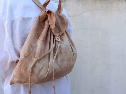 Textured Cutch Backpack