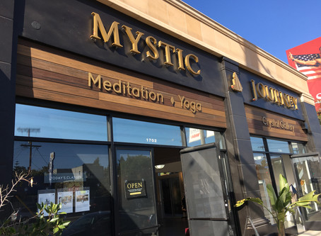 Yoga and The Brain Day 1: My Mystic Journey