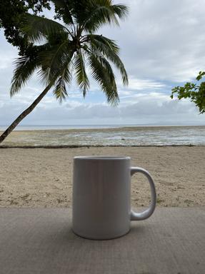 Beach Time Coffee