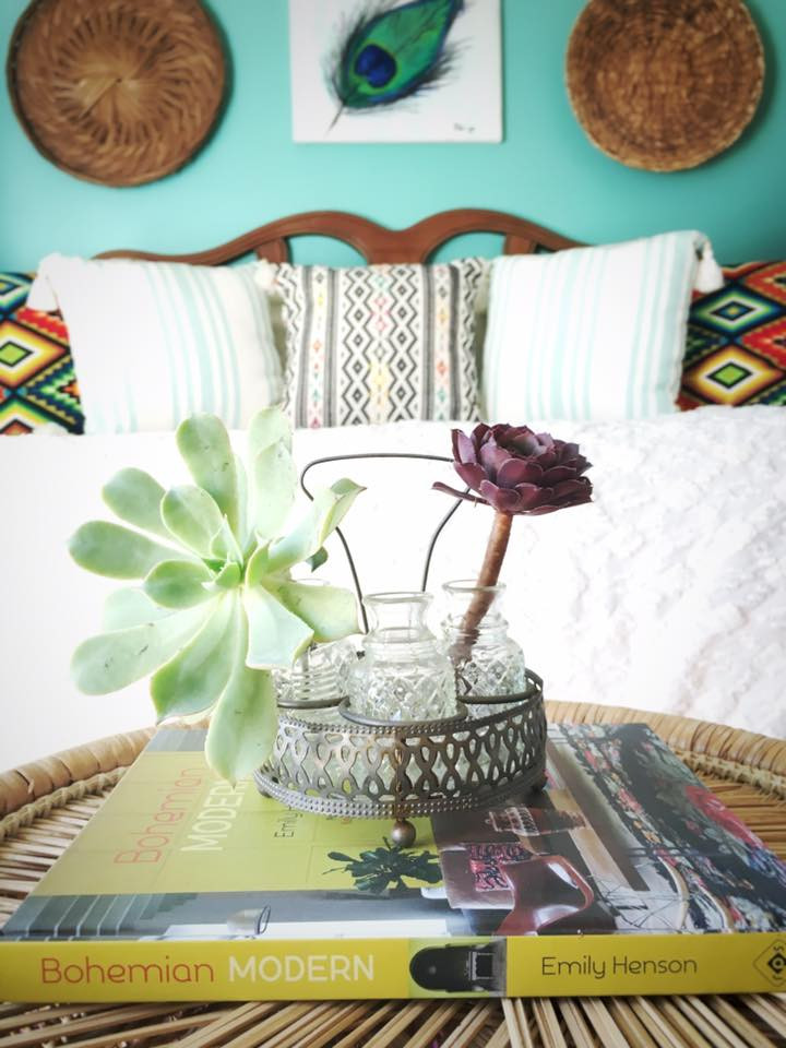 Bohemian Glam Bedroom