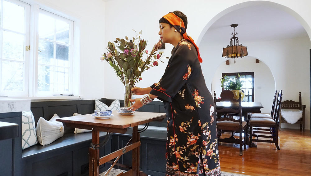 AFTER: Tuxedo Kitchen