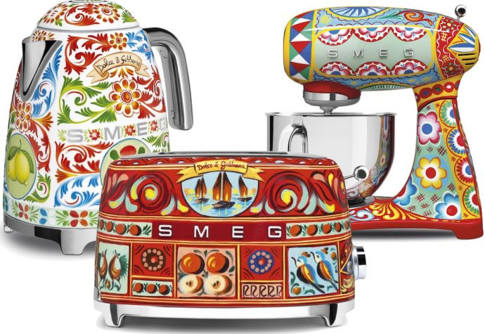 D&G and SMEG Appliances