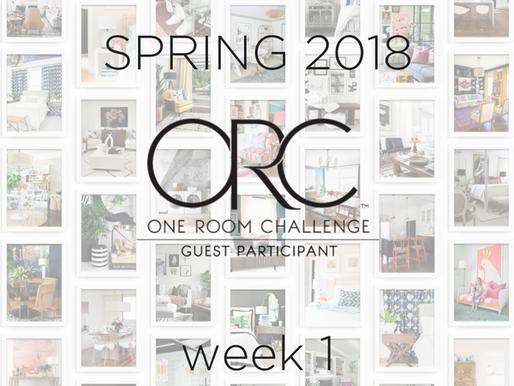ORC CHALLENGE - WEEK 1