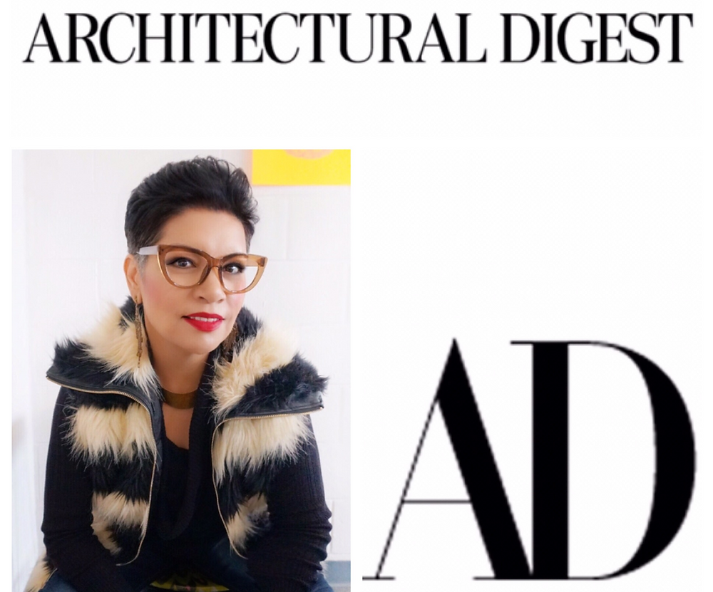 Rachel Moriarty Architectural Digest