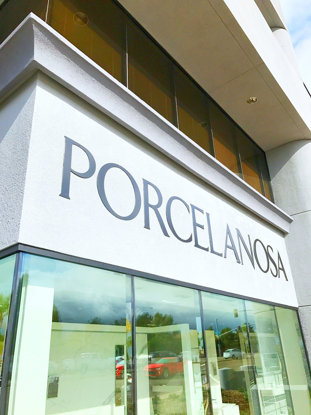 Porcelanosa Showroom San Diego