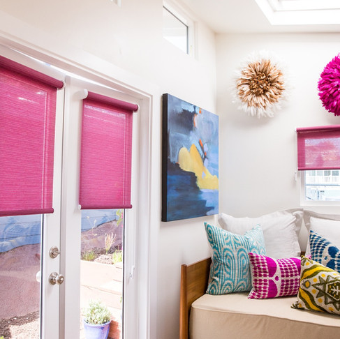 BEHIND THE DESIGN: COLORFUL OCEAN VIEW CASITA