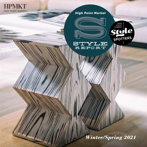 PRESS RELEASE: HPMKT STYLE SPOTTERS WINTER/SPRING 2021 STYLE REPORT