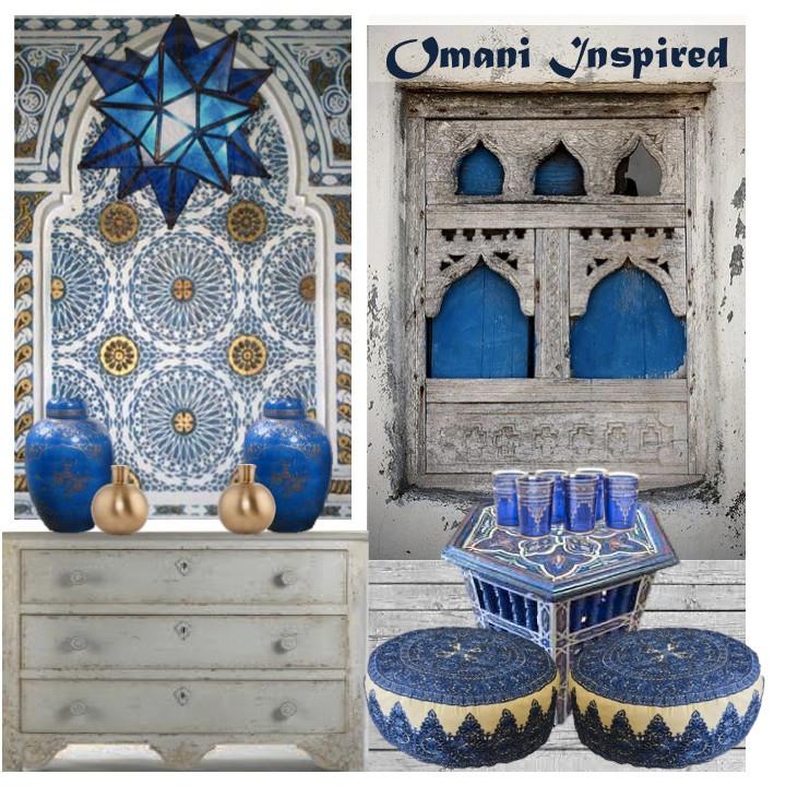 Omani Inspired