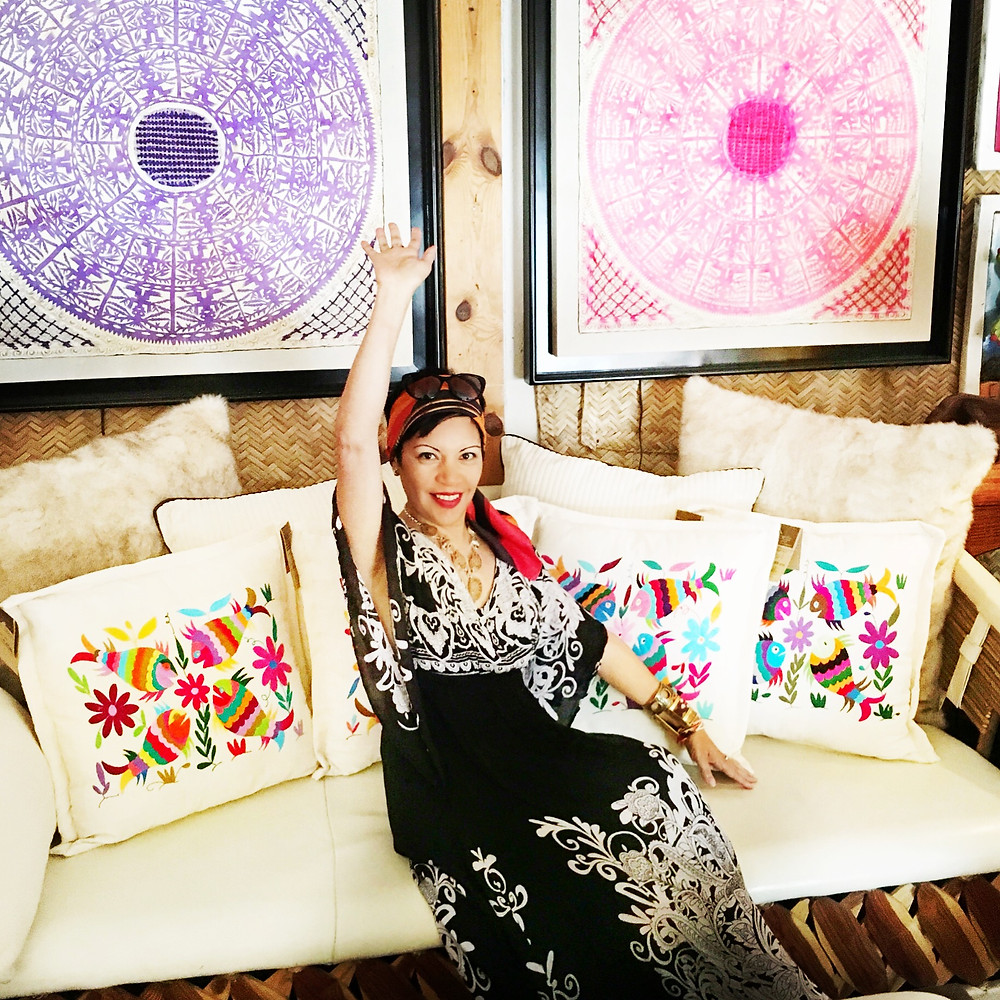 Suzani Textiles and Fiber Art