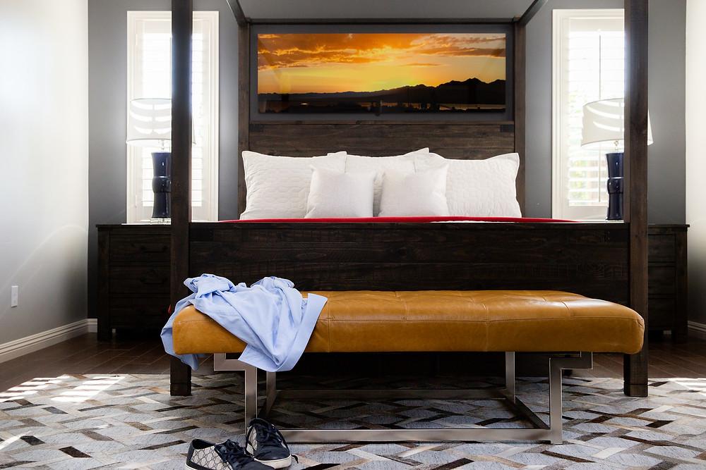 Master Bedroom Design San Diego