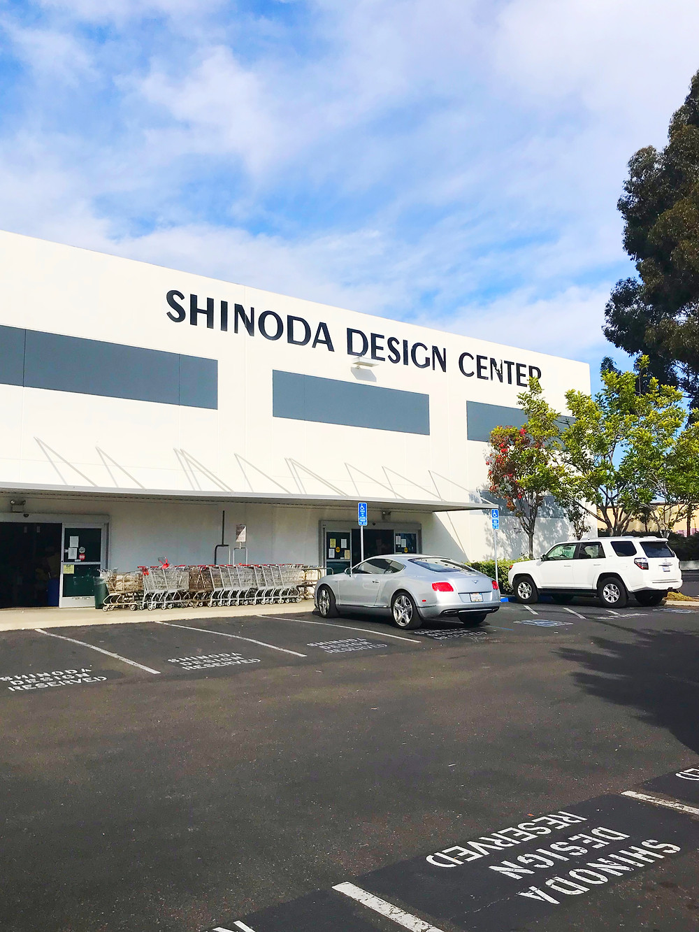 SHINODA DESIGN CENTER