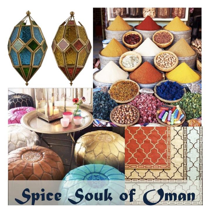 Omani Spice Souk