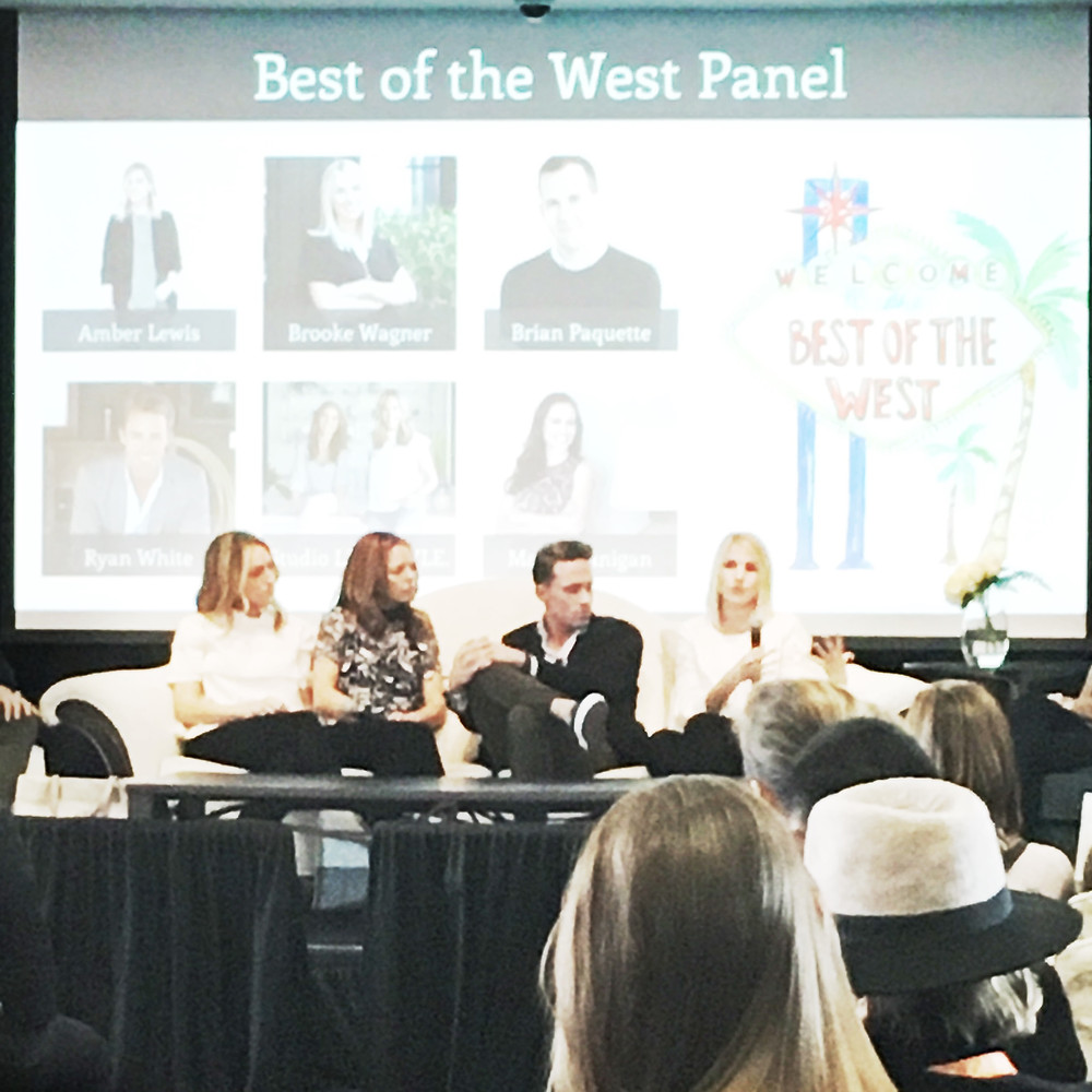 Best of the West Panel hosted by Amber Interiors