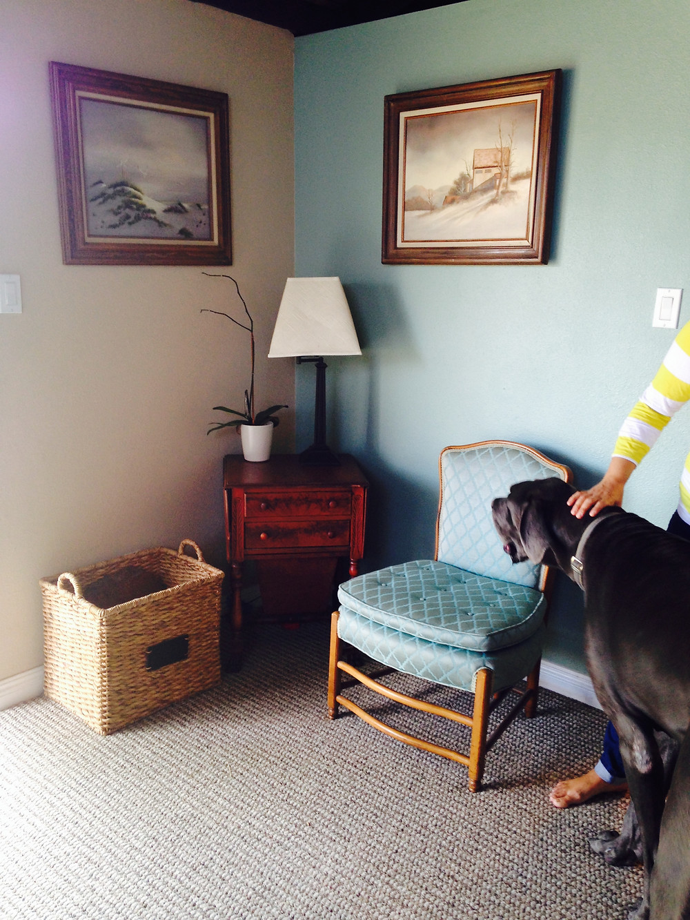 Before: Room ReStyle