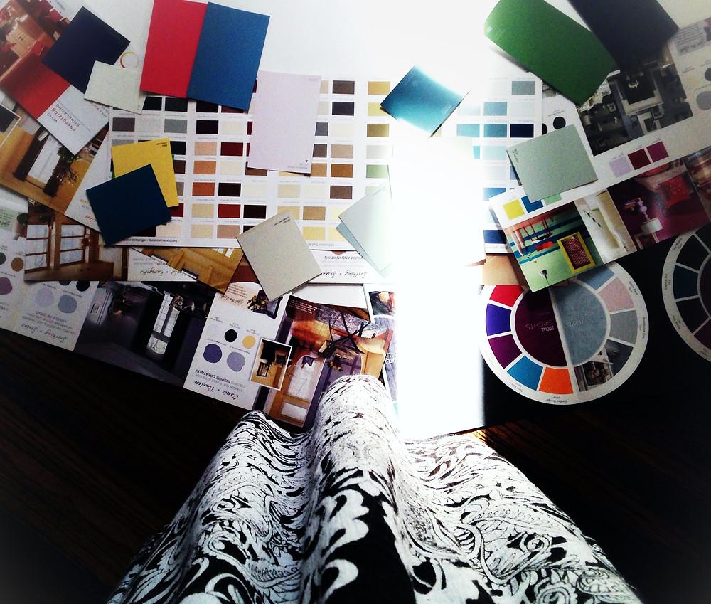 Choose color like a boss!