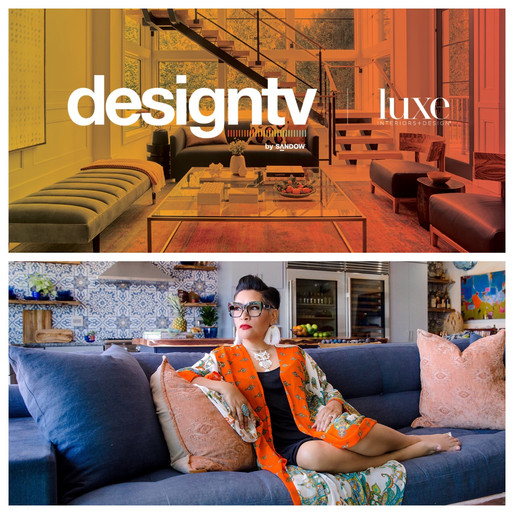 DESIGN TV: 2021 TRENDS IN THE MARKET PLACE WITH LUXE INTERIORS + DESIGN MAGAZINE