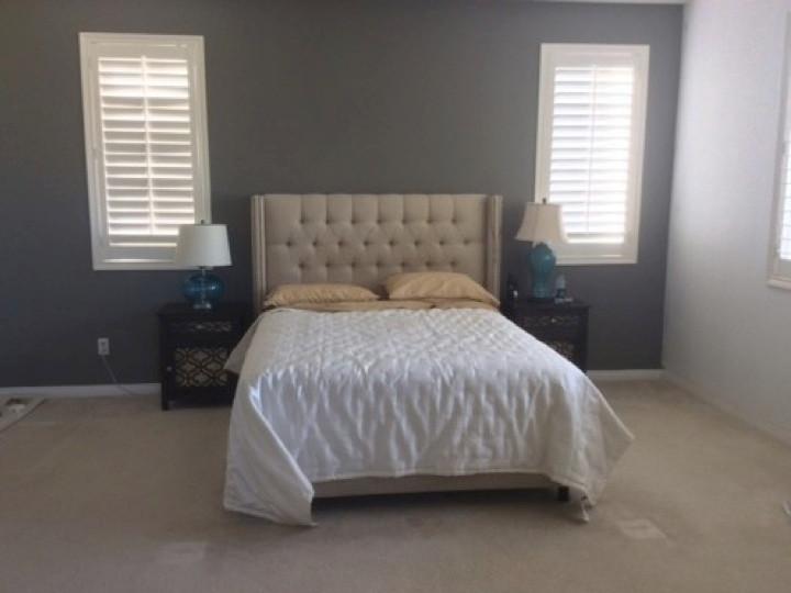 Before: Master Bedroom Makeover
