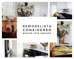 Remodelista Considered Design Awards