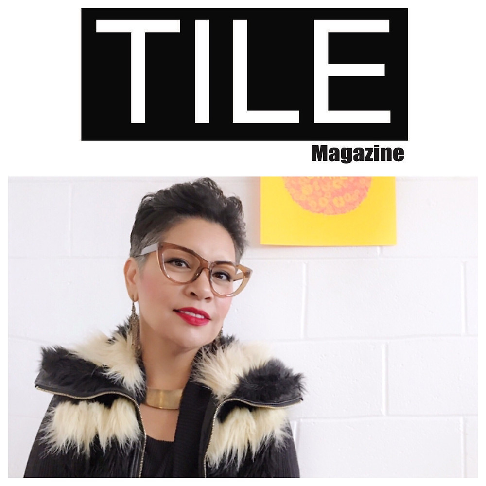 Tile Magazine Rachel Moriarty