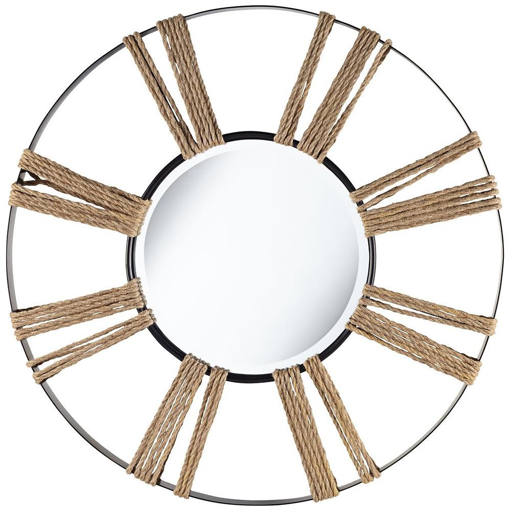 Sun inspired mirror