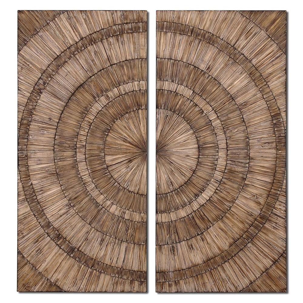 Lanciano Wall Panels - Set of Two
