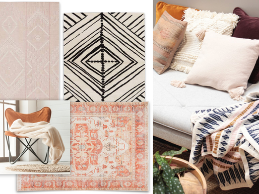 A FEW OF MY FAVORITE THINGS: 2021 DESIGNER FAVORITES FOR JAIPUR LIVING