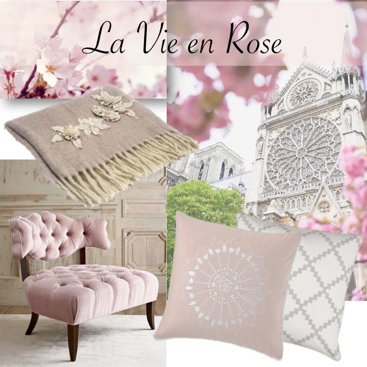 Rose Quartz - color of the year
