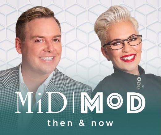 Mid Mod - Christopher Kennedy and Kelli Ellis
