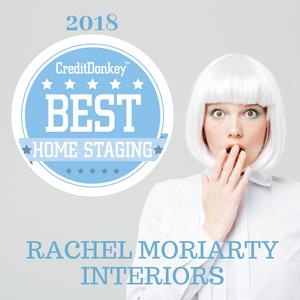 BEST IN HOME STAGING 2018: TOP INTERIOR EXPERT RACHEL MORIARTY INTERIORS