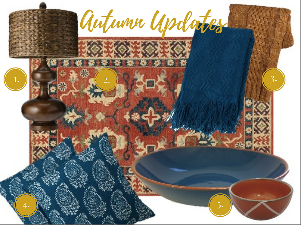 Autumn updates for your home