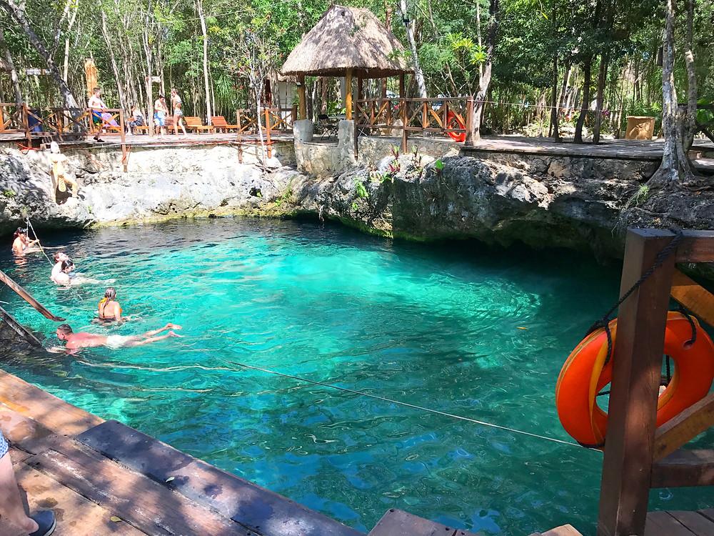 Zacil-Ha Cenote Tulum