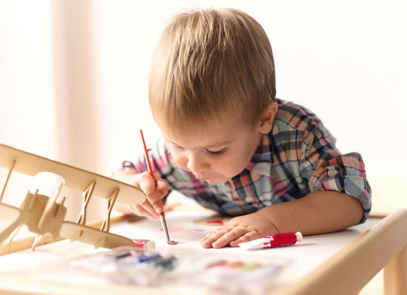 Add a Family Member to Your Painting Kit