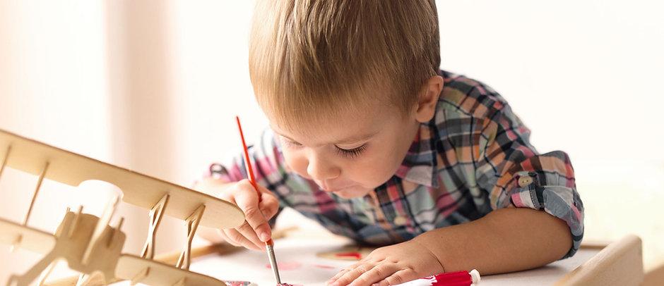 J'aide mon enfant à se concentrer