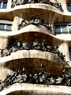 Gaudí architecture image 4