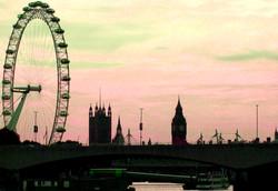 London Eye  - South Bank