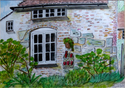 Cottage in Old Heathfield East Sussex