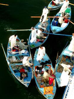 Nile traders