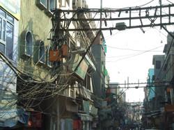Electrician's Nightmare